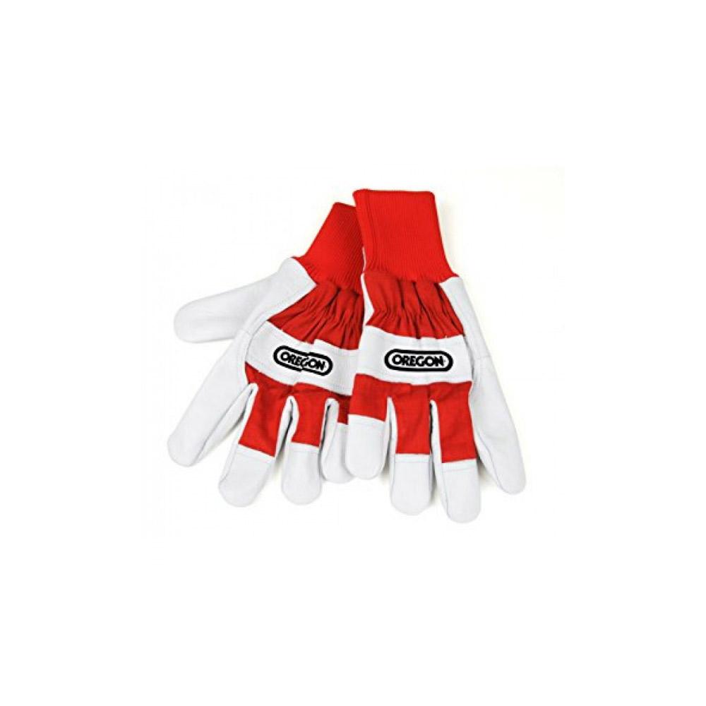 b4d7fdab96 OREGON Γάντια Εργασίας Δερμάτινα Κόκκινα (L)